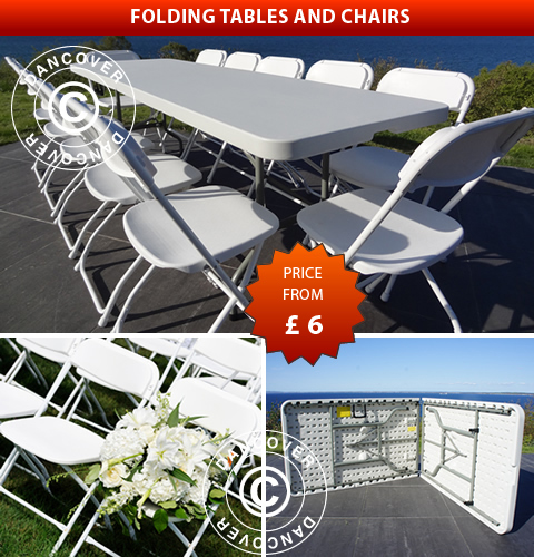 Folding Tables and Chairs Folding Tables and Chairs selling